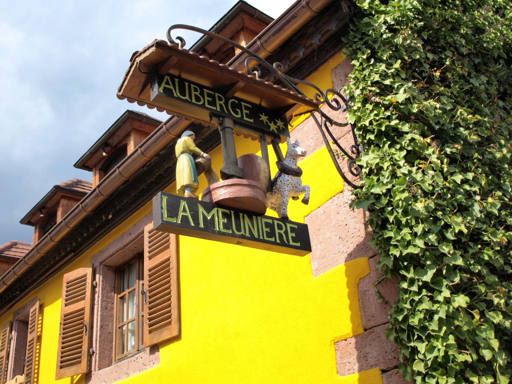 Auberge Meuniere Thannenkirch dedans de ribeauvillé à thannenkirch - randoenalsace