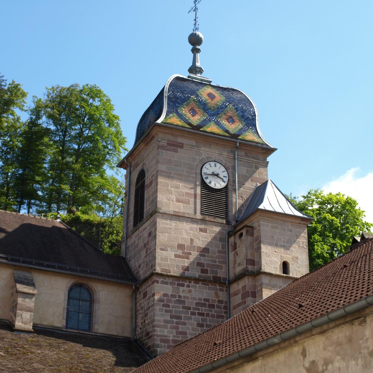 Faucogney église Saint Georges