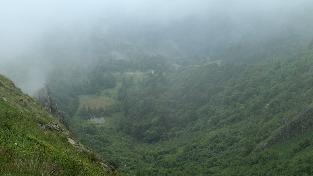 Frankenthal dans le brouillard