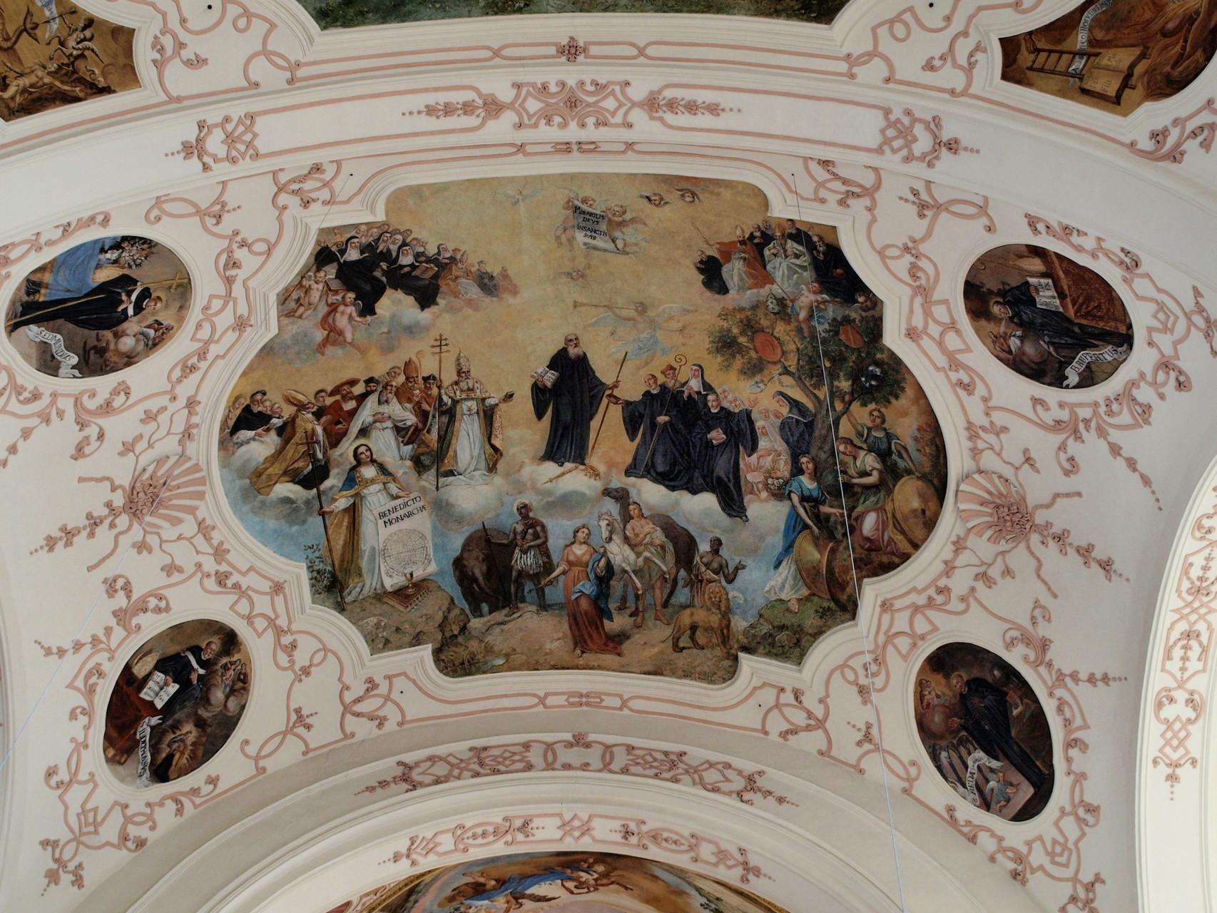 Eglise abbatiale Saint Maurice