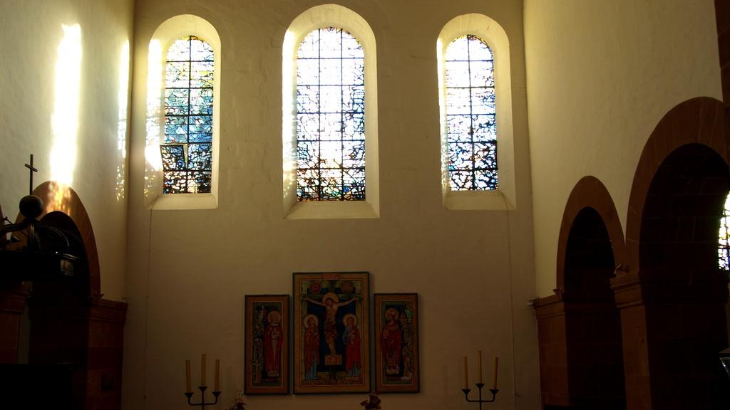 L'autel (Jean-Paul Koenig 1986)