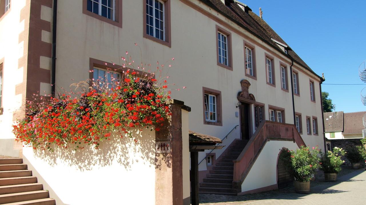 Ettenheim : palais Rohan
