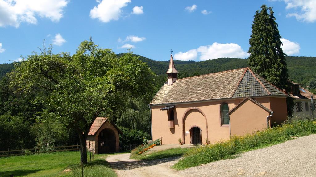 La chapelle Saint Gangolphe