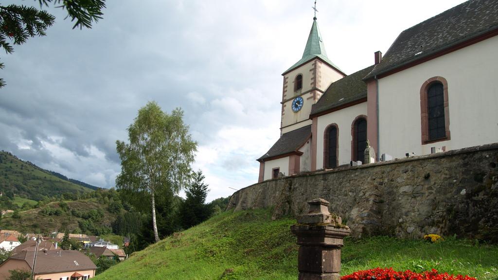 Eglise Saint Nicolas d'Oderen