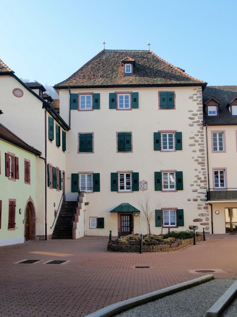 Ancienne résidence des Hattstatt-Schauenbourg