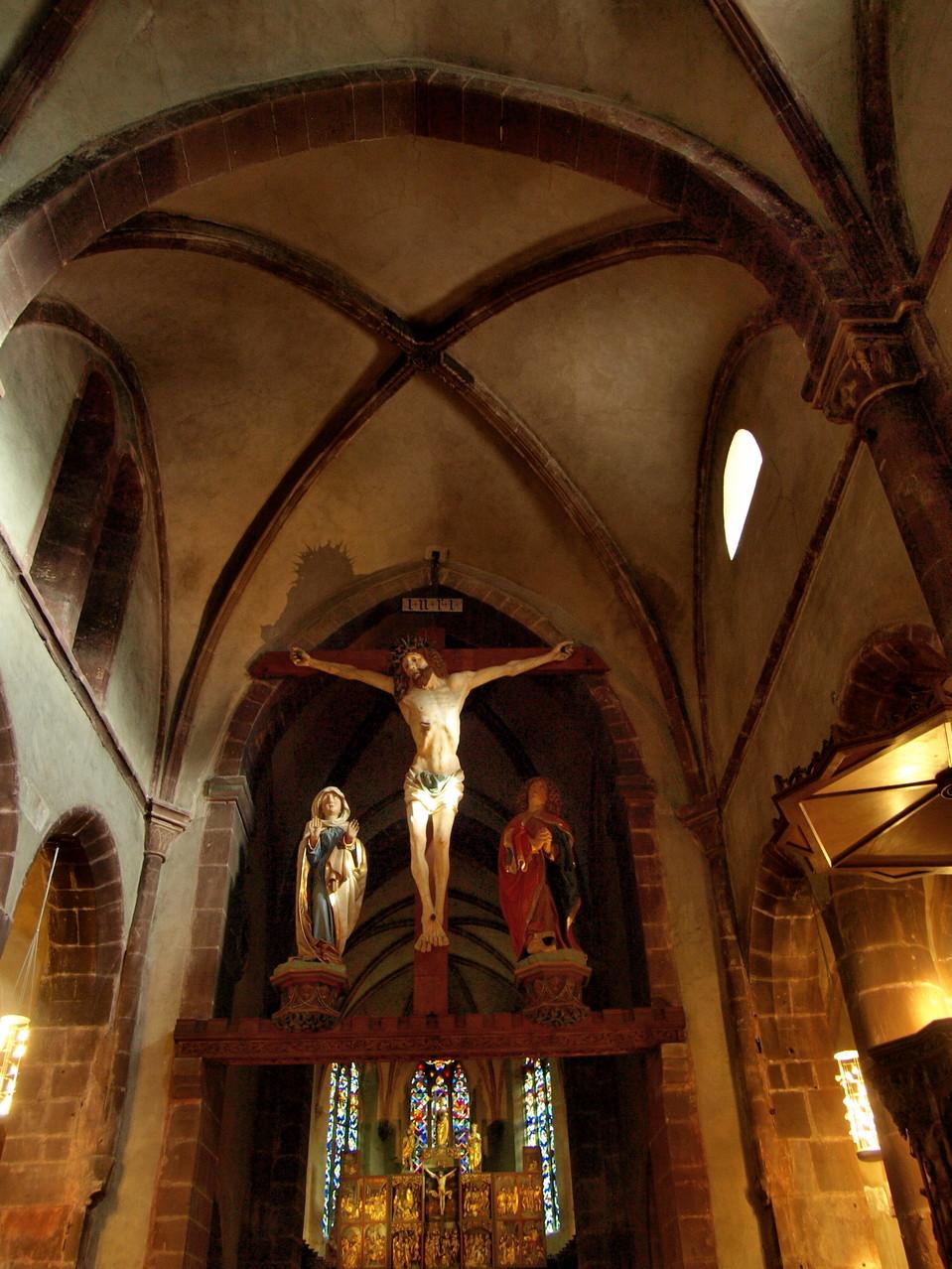 Eglise de Kaysersberg.