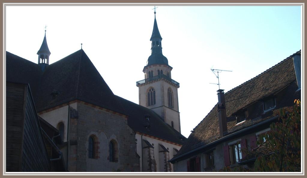 Basilique d'Andlau