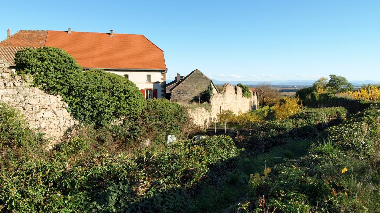 Dambach les remparts