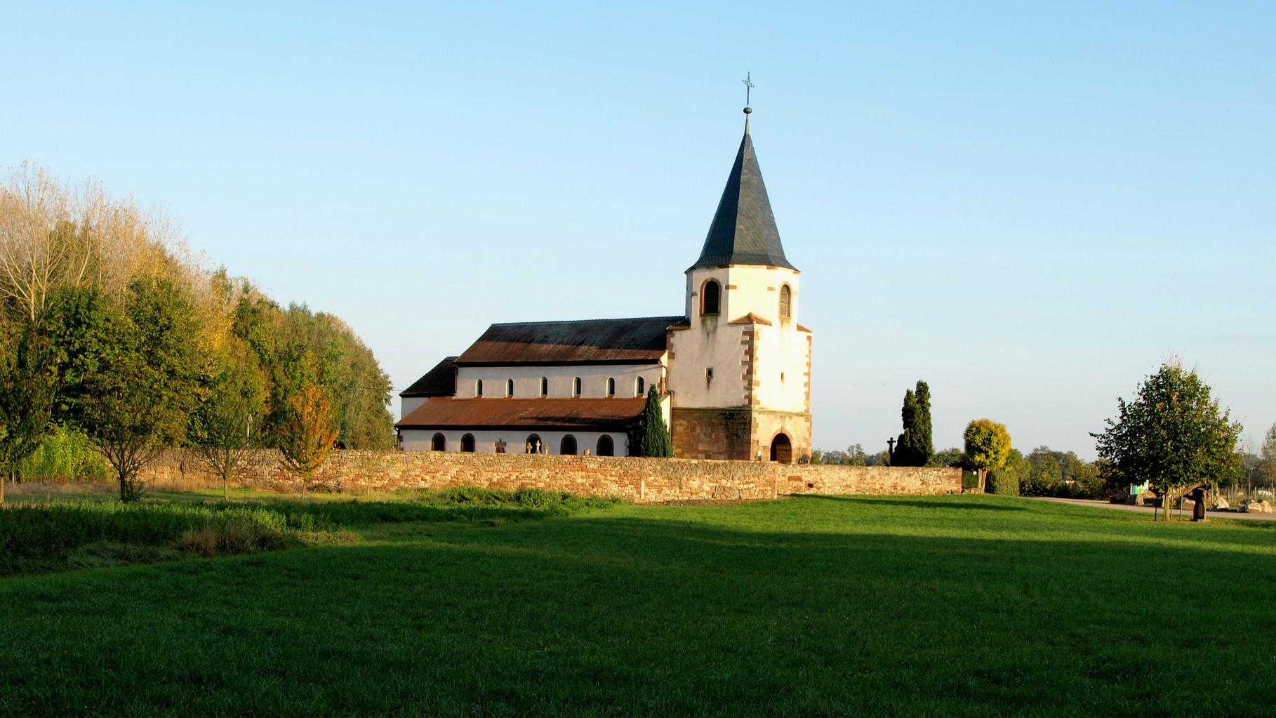Avolsheim - Dompeter