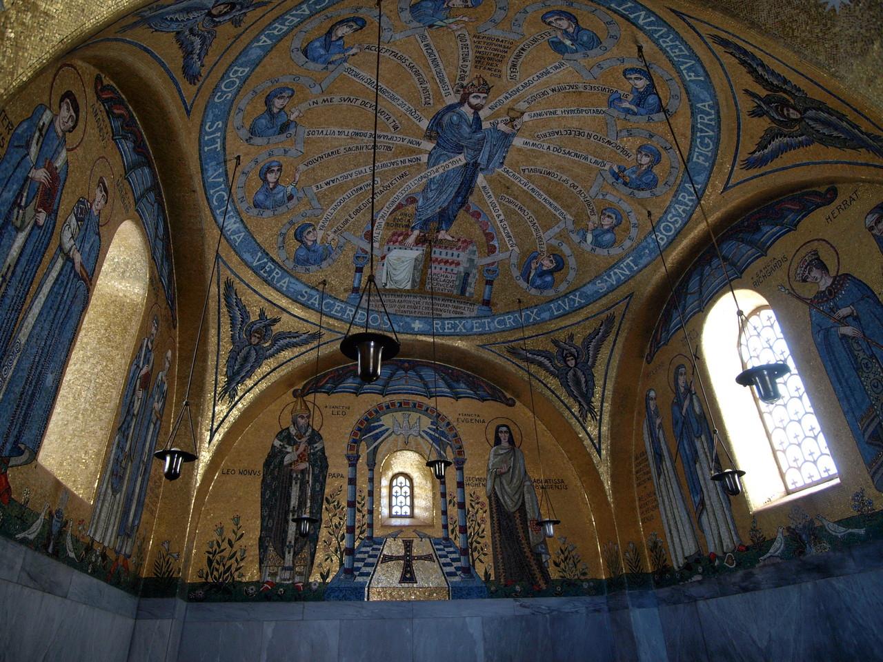 La chapelle des Larmes