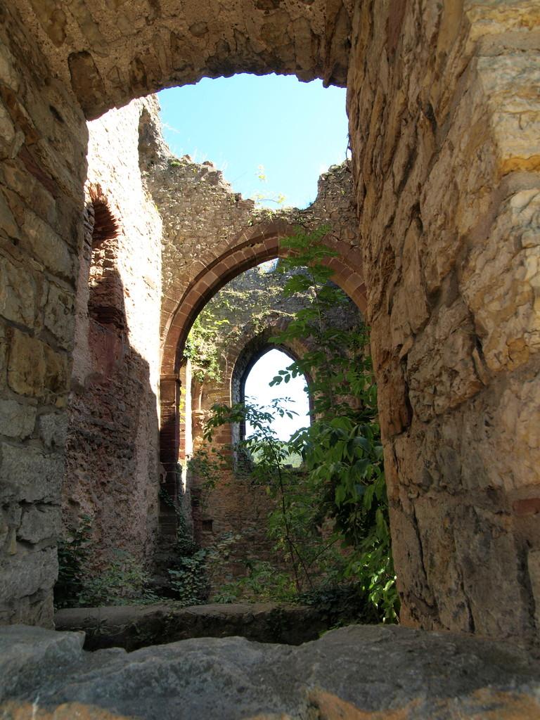 Landeck : chapelle castrale