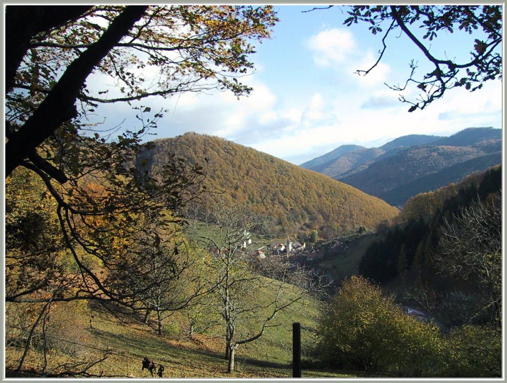 Wasserbourg en automne