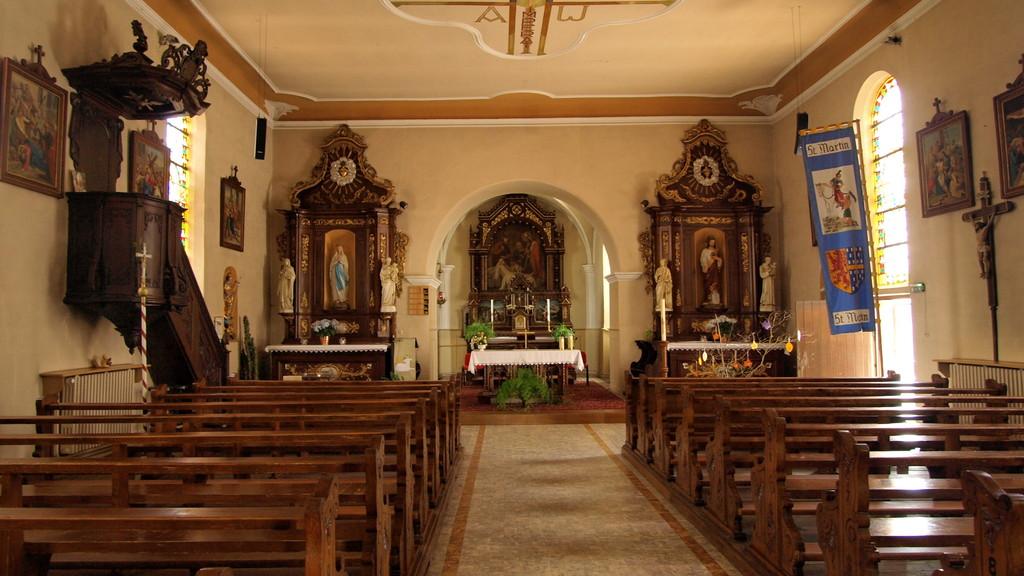 Eglise de Saint Martin
