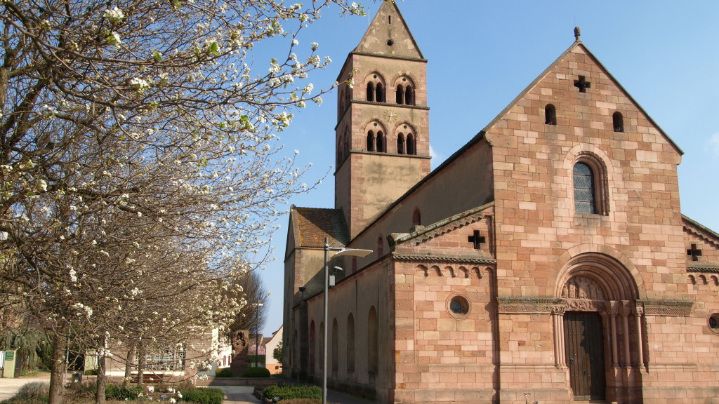 Eglise Saint Pierre et Paul de Sigolsheim