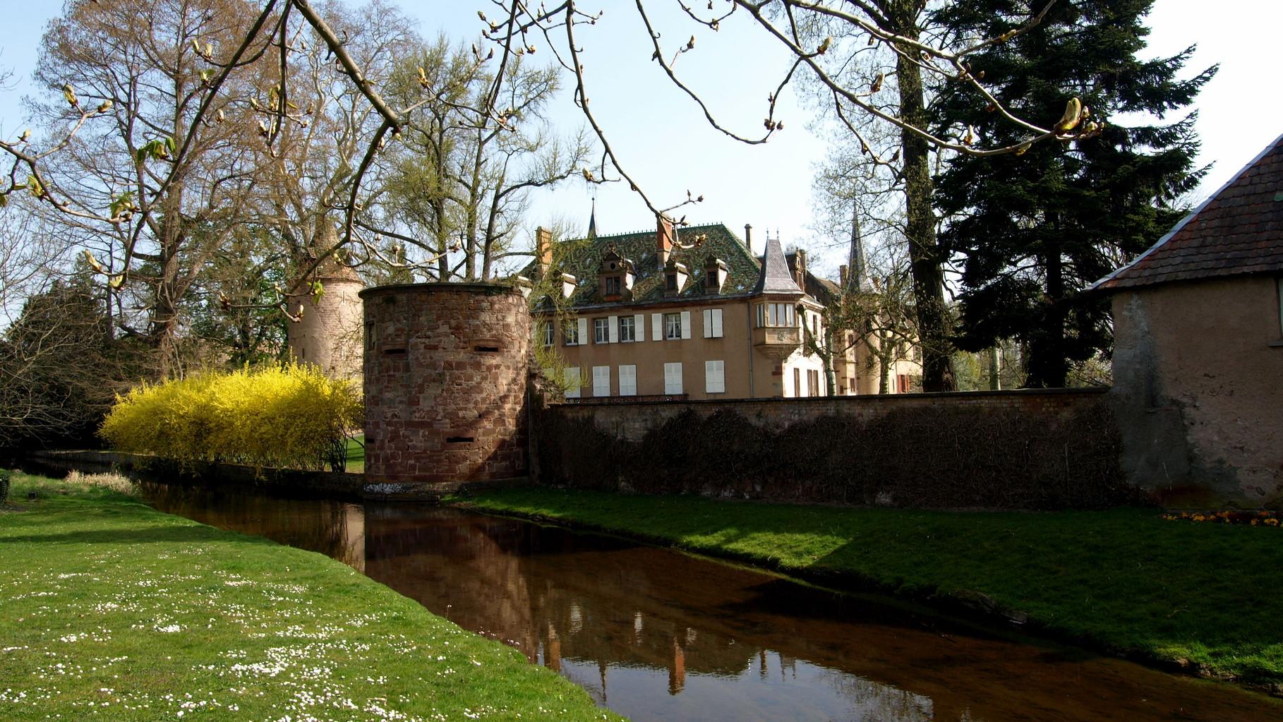 Château de Turckheim Dachstein