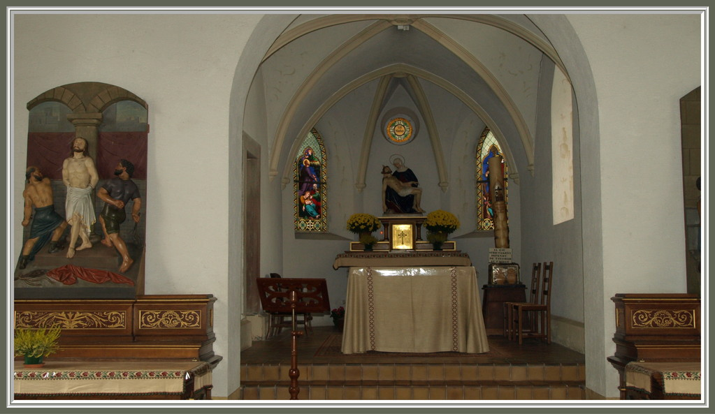 Oelberg : chapelle principale