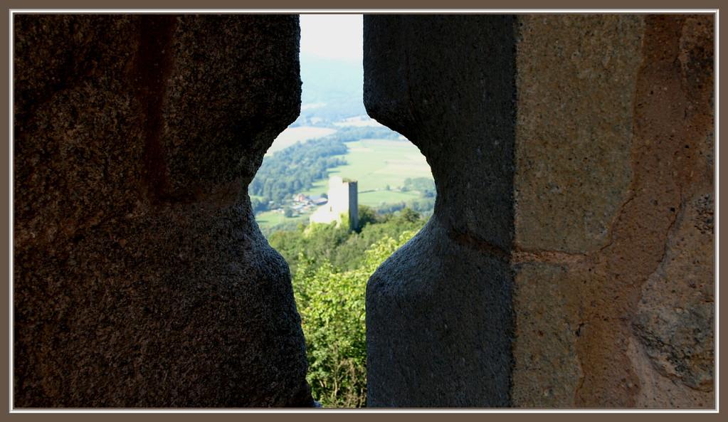 Vue sur le Ramstein