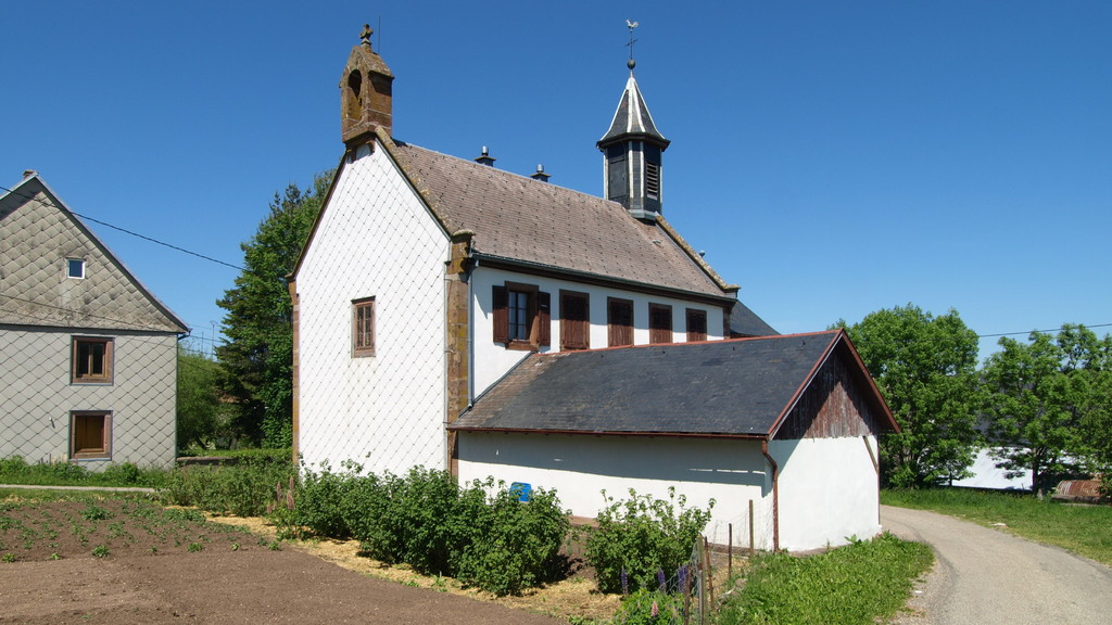 Chapelle Sainte Barbe Hautes Huttes