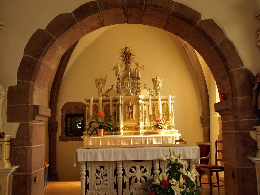 Eglise de Dieffenbach