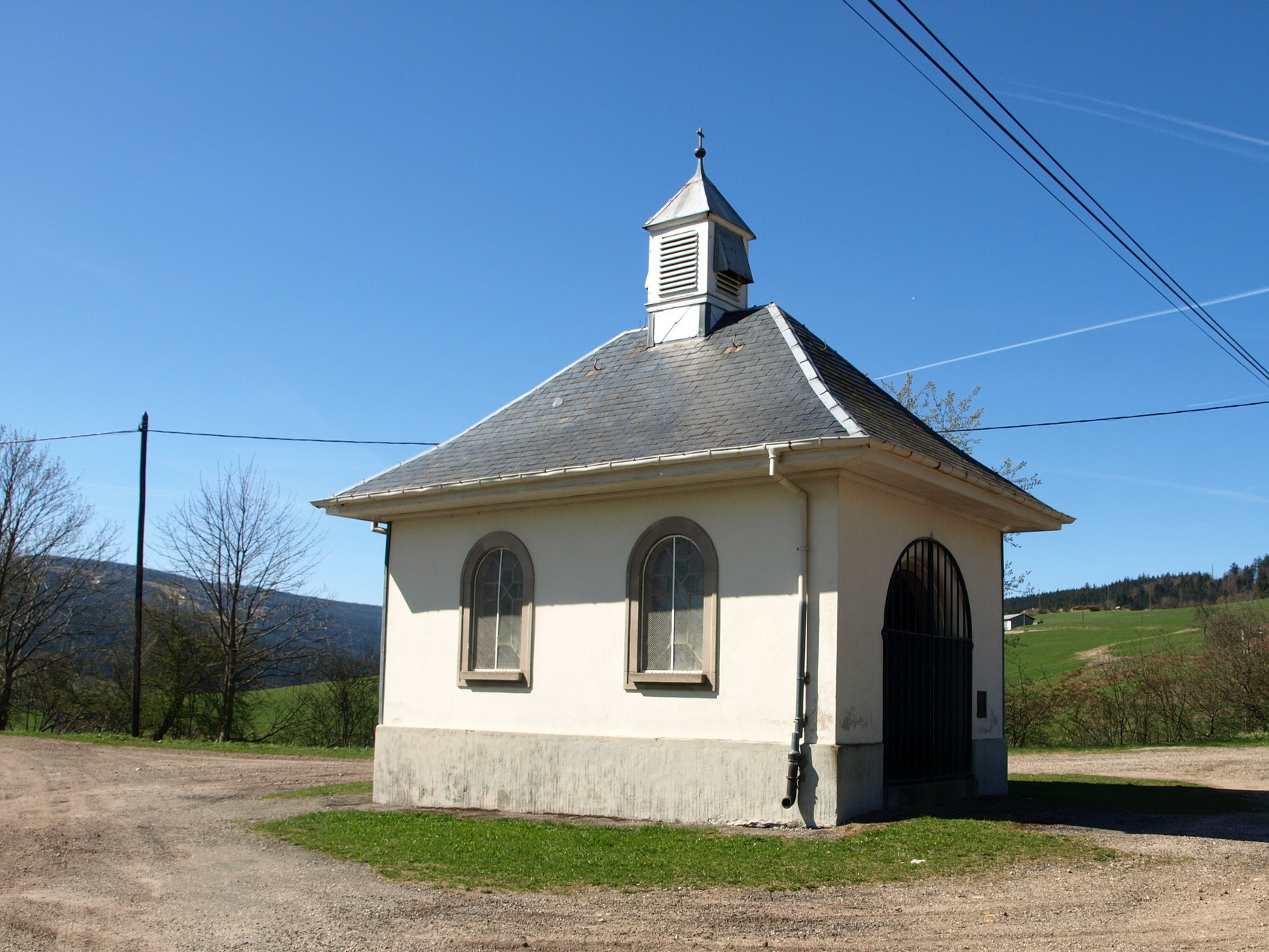 Chapelle Sainte Claire