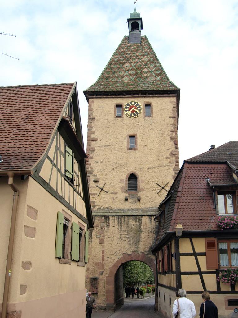 Bergheim porte Haute
