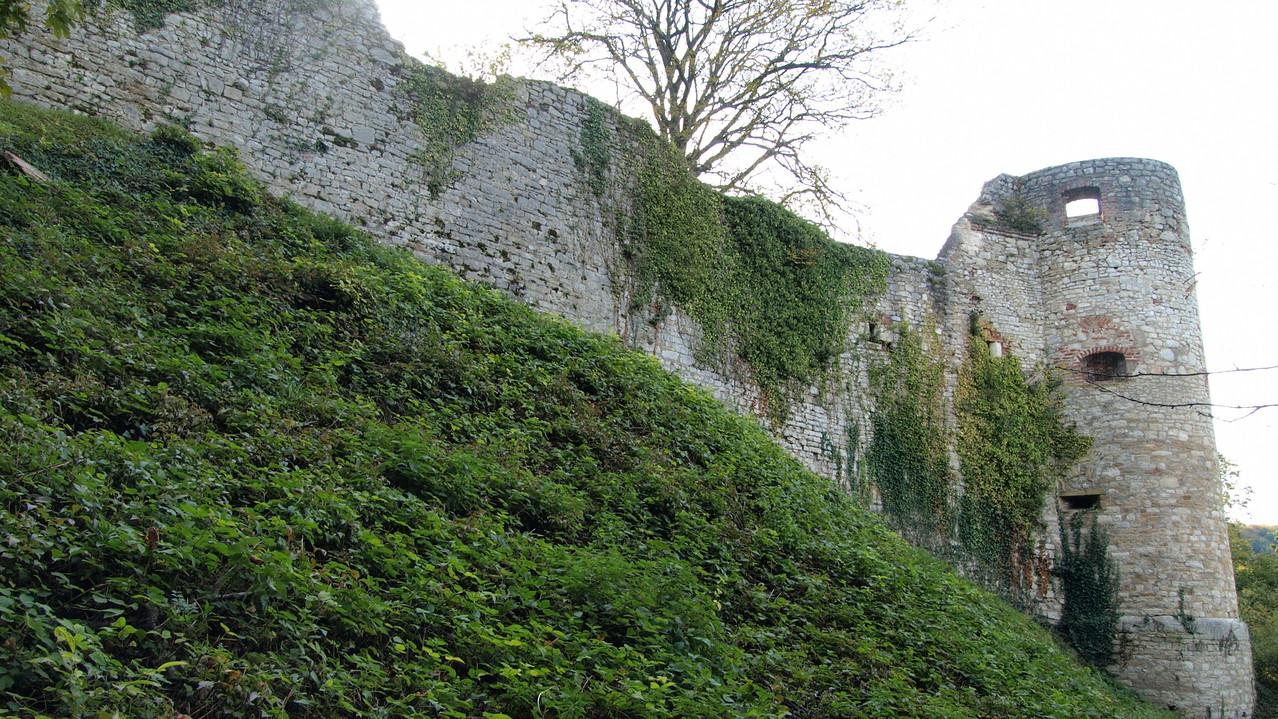 Château inférieur