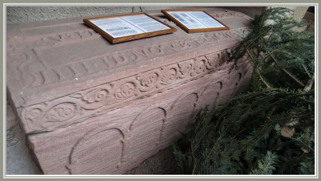 Sarcophage roman