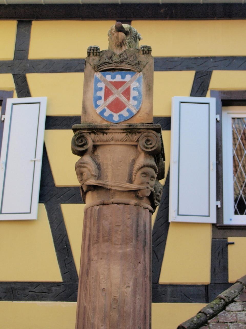 armoiries de Soultzbach-les-Bains