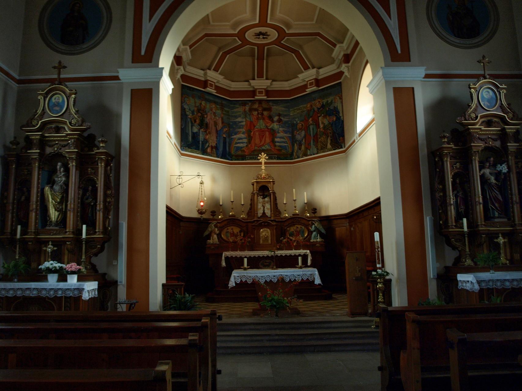 Eglise de Rimbach-Zell