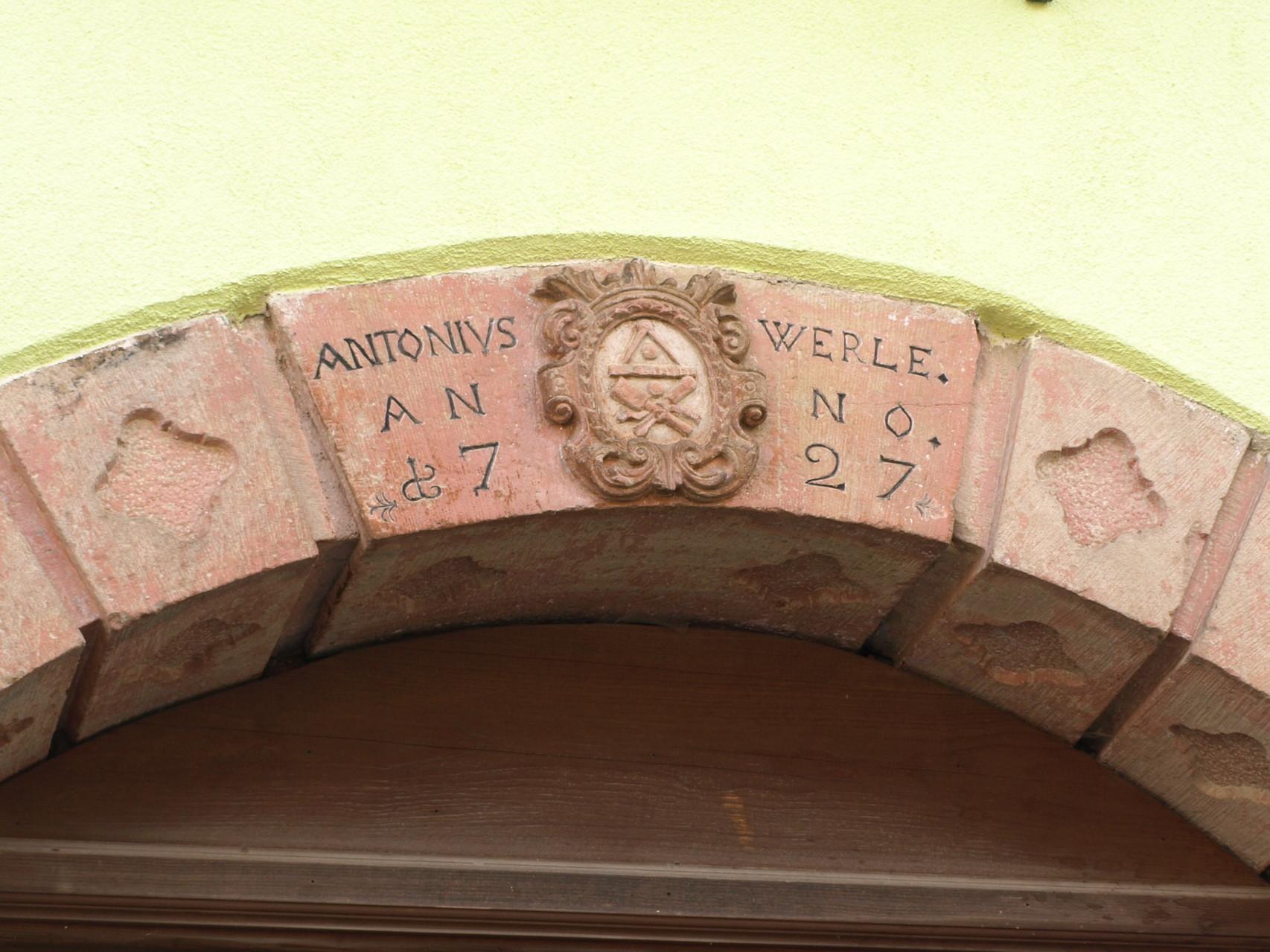 Maison du sculpteur Antoine Werlé