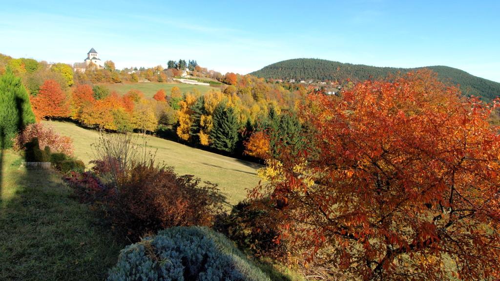Couleurs d'automne à Labaroche