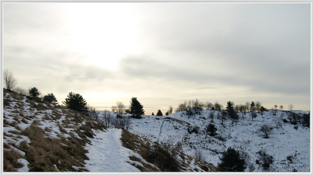 Soleil d'hiver au Glasborn