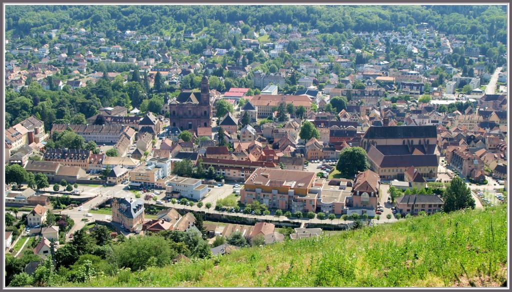 Guebwiller : Notre Dame, Eglise et Cloître des Dominicains