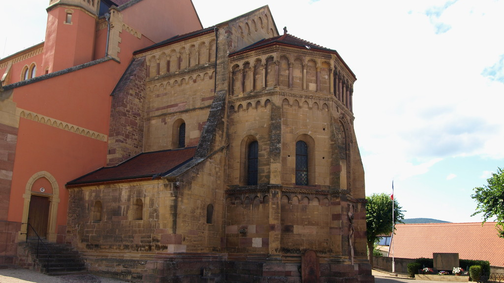 Eglise Saint Martin de Pfaffenheim
