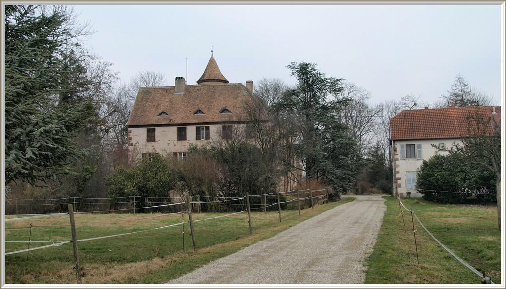 Château et ferme de Hartmannswiller