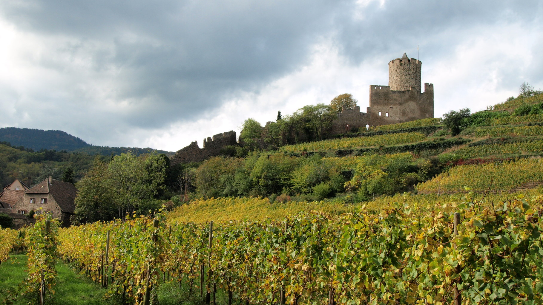 Le Schlossberg.