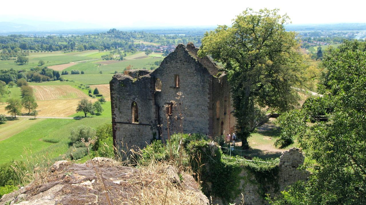 Landeck : untere Burg