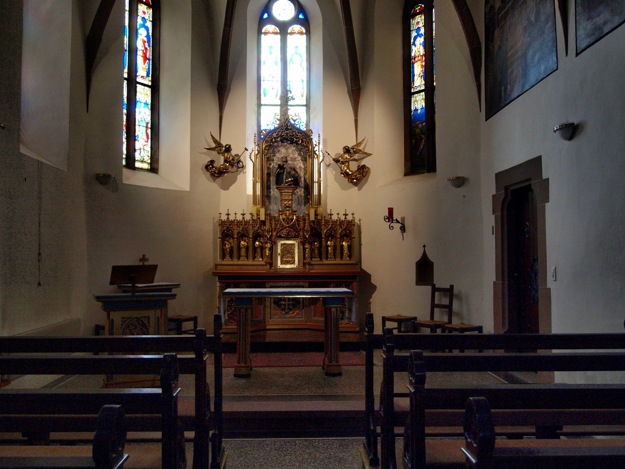 Dusenbach - la chapelle