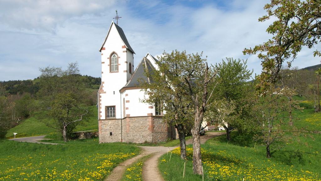 Chapelle Saint Genest