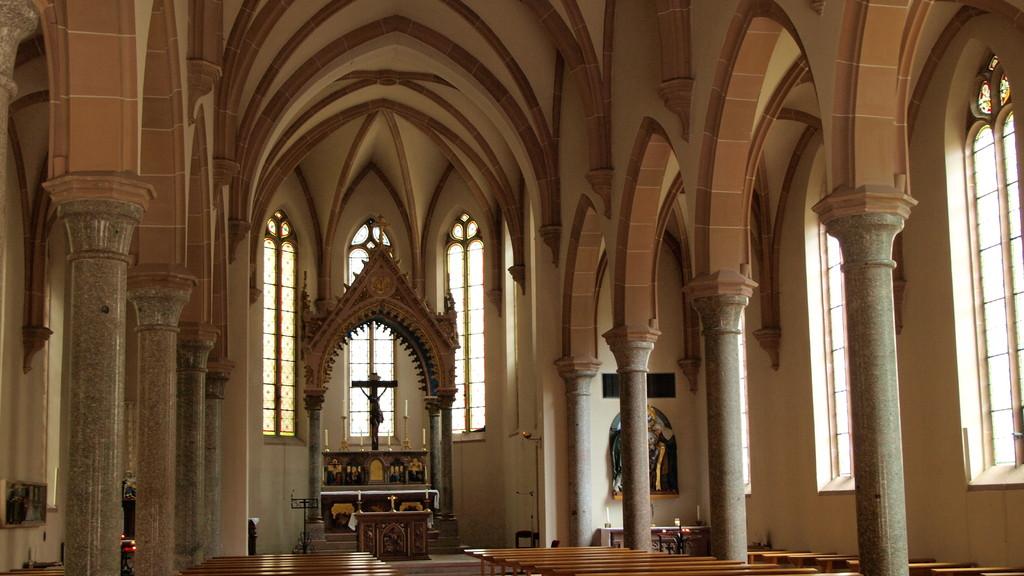 Dusenbach - l'église
