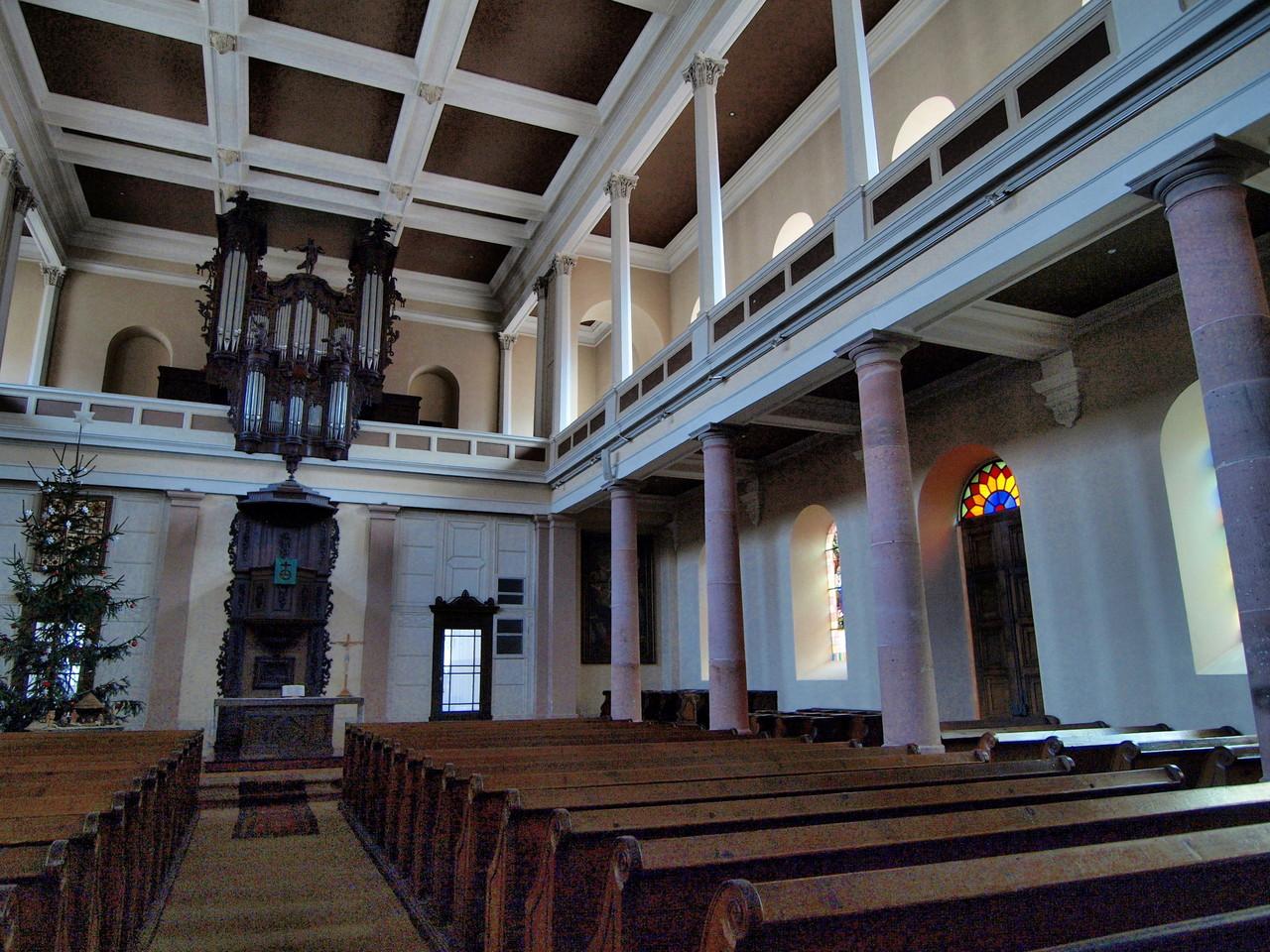 Eglise protestante Ste Marguerite