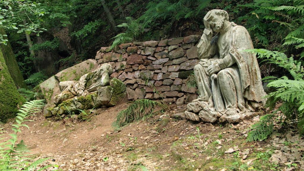 Le Mont des Oliviers de Barta de Rouffach