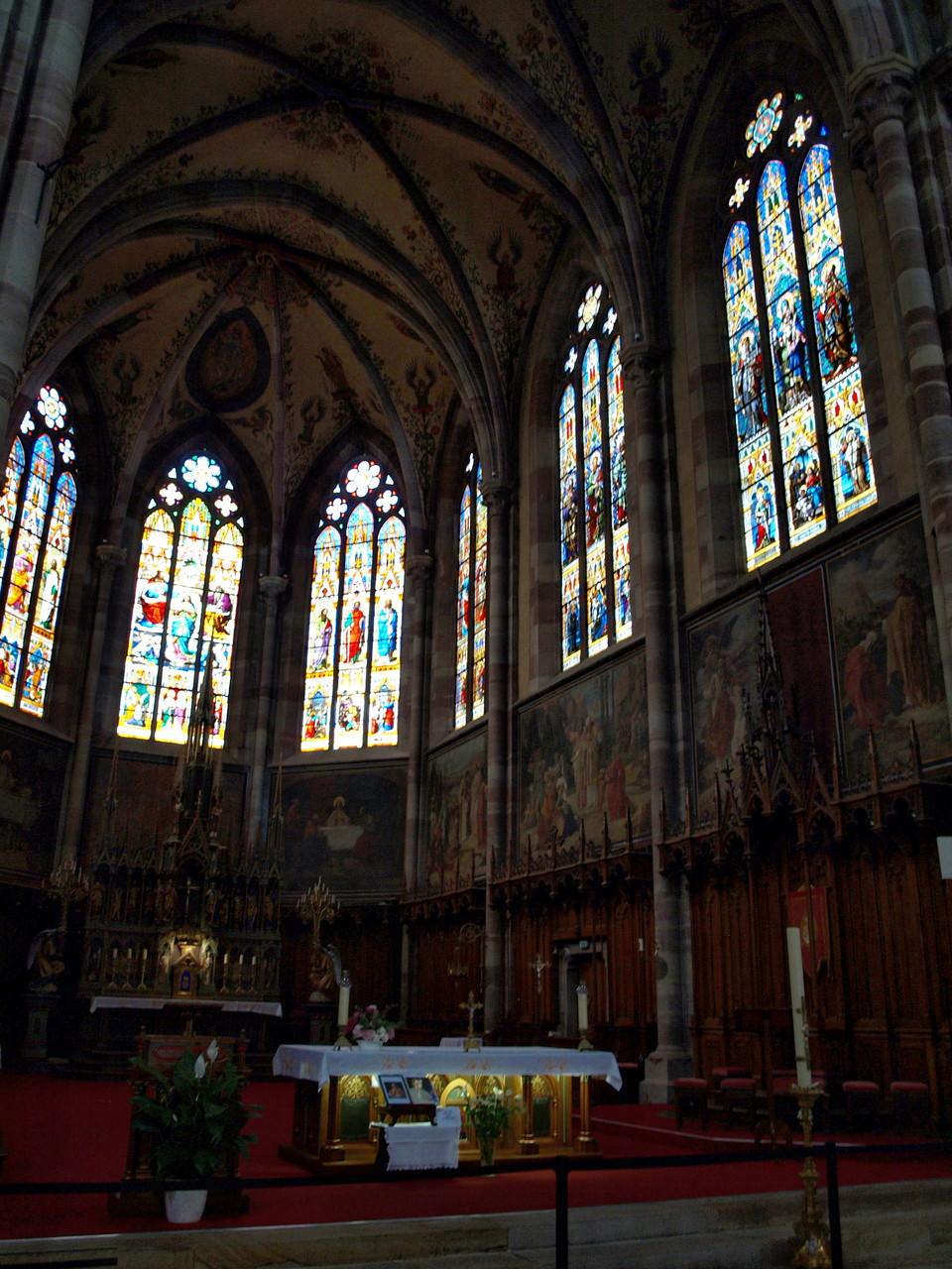 Eglise d'Obernai
