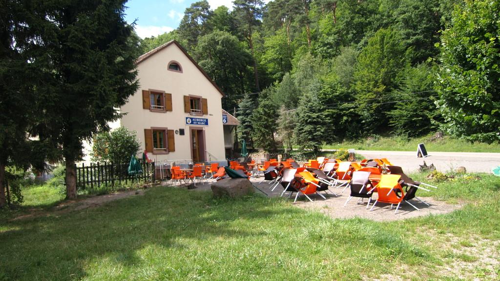 Maison forestière Saint Marc