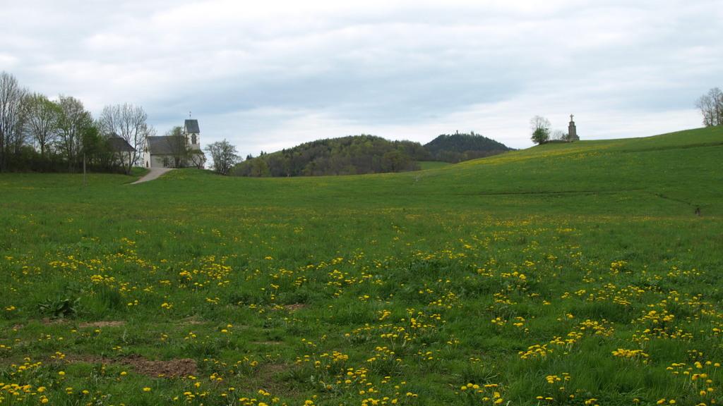 Saint Genest - Tour du Faudé - Sacré Coeur