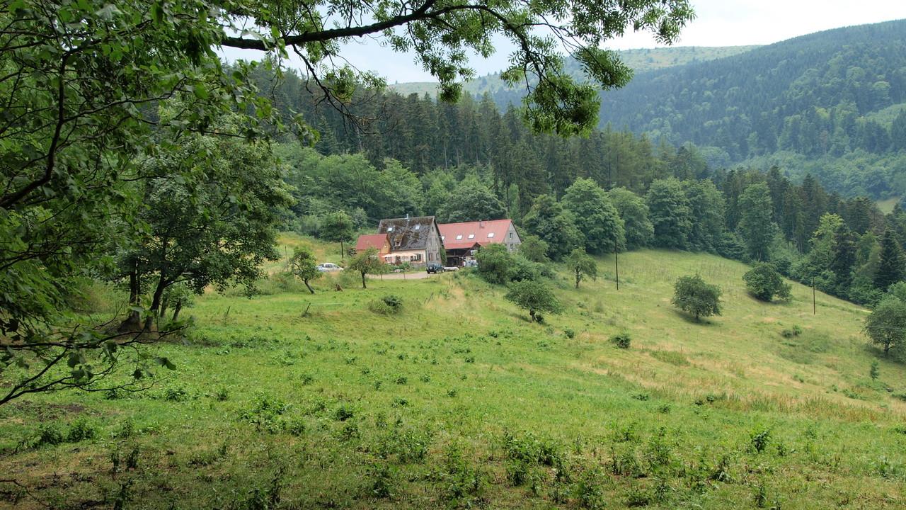D U0026 39 Obersolberg  U00e0 Christlesgut