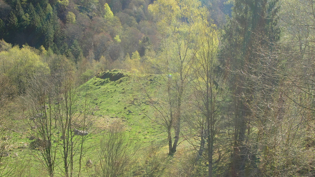 La vallée de la Wormsa