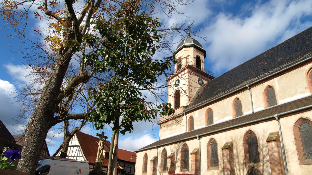 Eglise Saint-Hippolyte