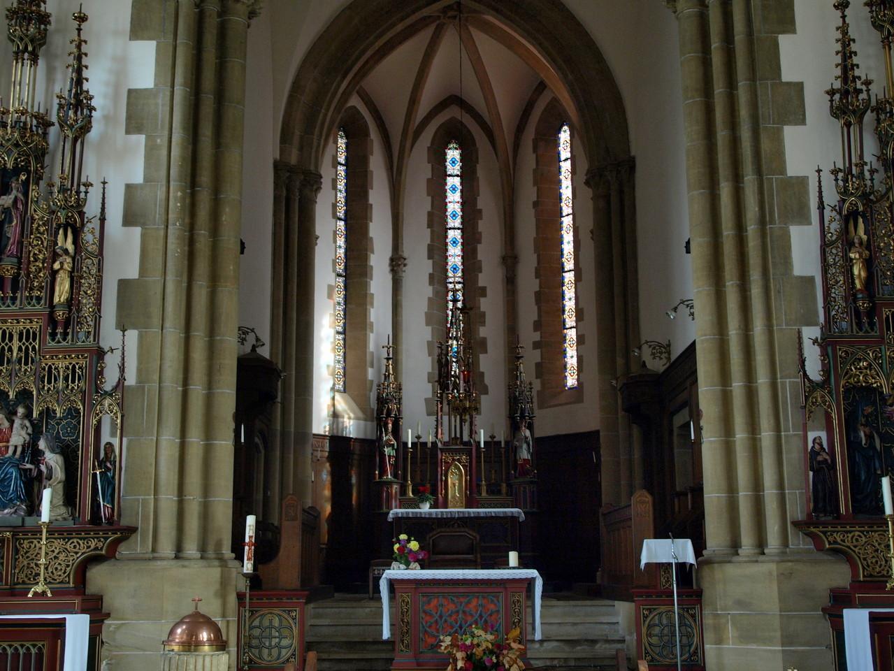 Eglise de Ferrette