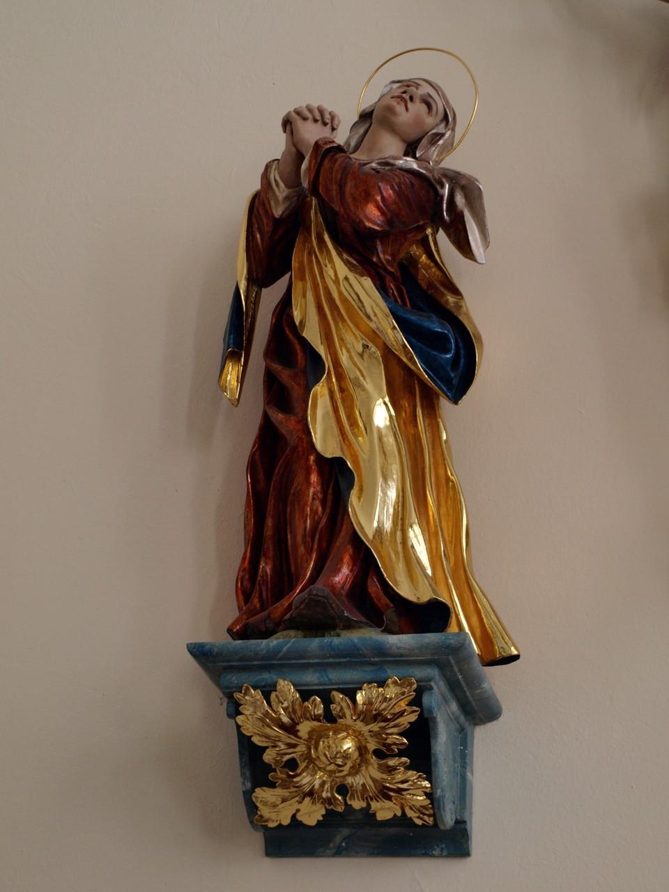 Statue de la crucifixion : Braun, Ketterer, Werlé